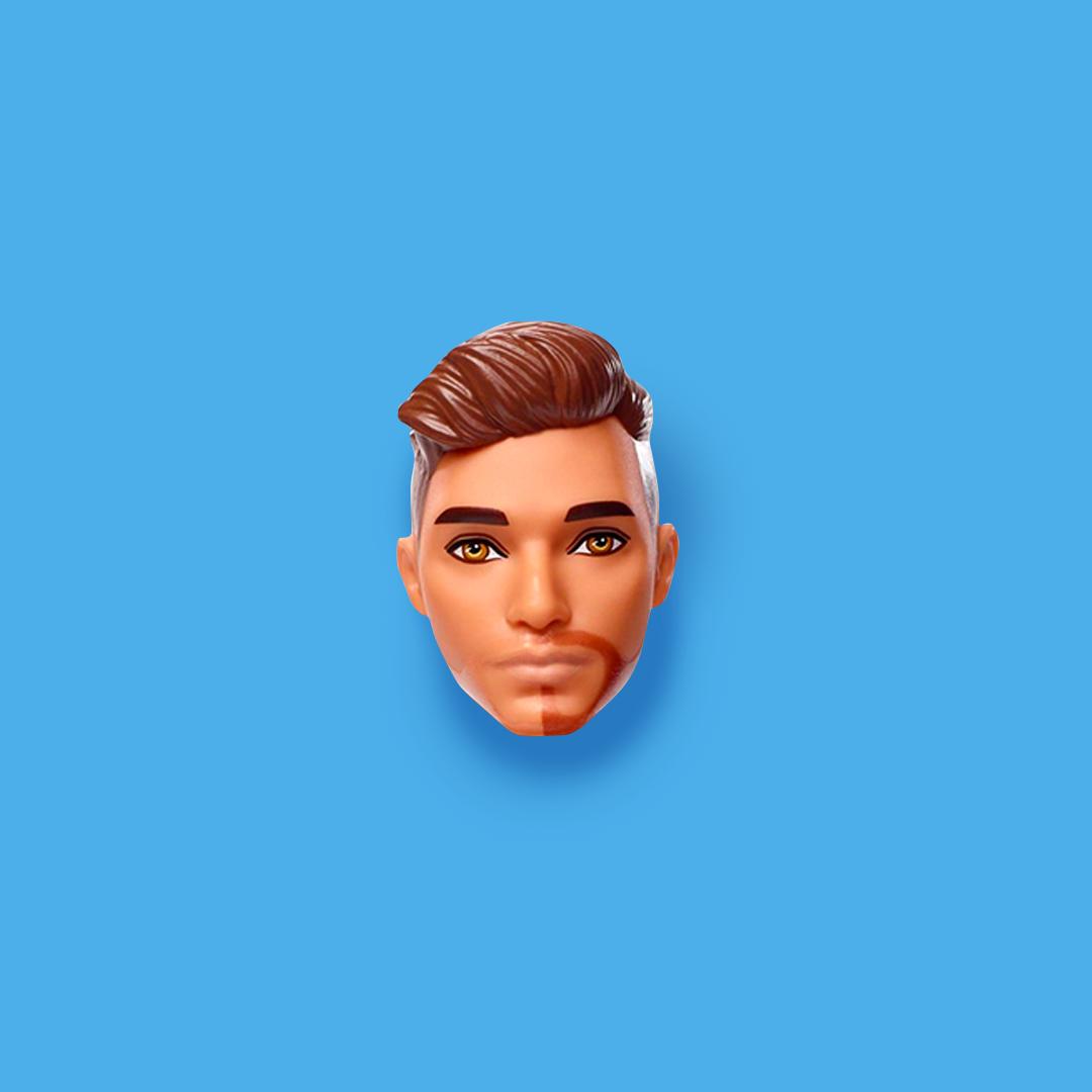 Shaving Fun Ken